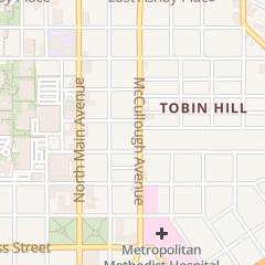 Directions for The Yarn Barn of San Antonio in San Antonio, TX 1615 Mccullough Ave