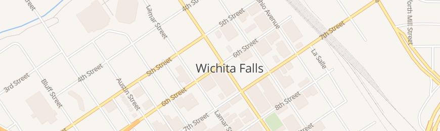 Wichita Appraisal District in Wichita Falls, TX - Government
