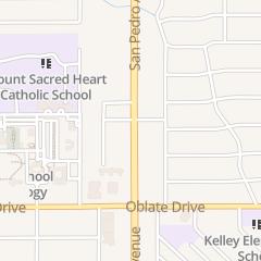 Directions for Movers of San Antonio in San Antonio, TX 6989 San Pedro Ave