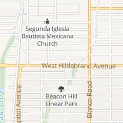 Directions for Salon DE Carlo in San Antonio, TX 1015 W Hildebrand Ave