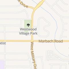 Directions for Moreno & Son's Automotive Parts & Machine Shop Inc in San Antonio, TX 7508 W Military Dr