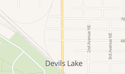 Directions for Proz Sports Bar Grille & Caboose in Devils Lake, ND 101 6th St NE