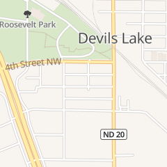 Directions for Schwan Wholesale CO in Devils Lake, ND 221 3rd St Se