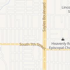 Directions for Abbott & Abbott in Abilene, TX 542 Highland Ave
